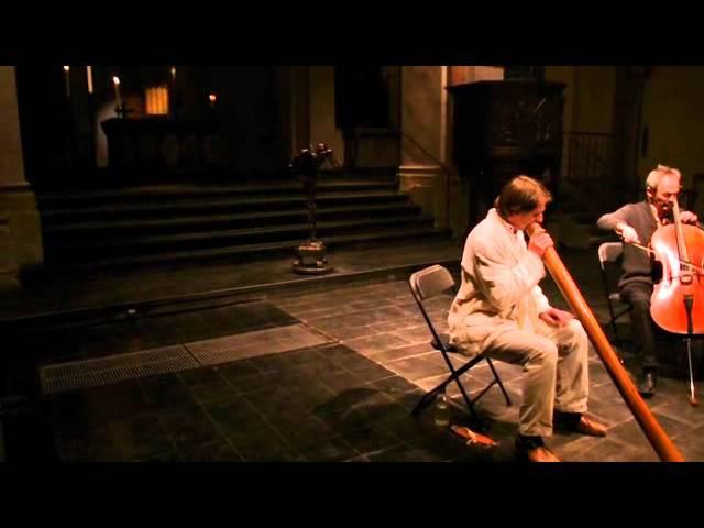 Didgeridoo und Violoncello, Improvisationen