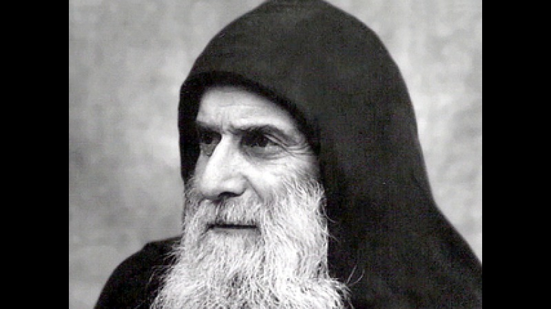 Старцы Архимандрит Гавриил Ургебадзе
