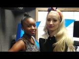 Iggy Azalea talks to Tinea at KISS FM (UK)