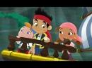 Джейк и пираты Нетландии Все серии подряд Сезон 1 Серии 13 14 15 l Мультфильм про пиратов