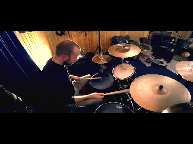 Aleksandr Bitiutckikh - drum improvisation (Original track: Wighnomy Brothers - Bobb)