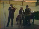 Oleg Kagan &amp Sviatoslav Richter play Mozart &amp Beethoven Violin Sonatas - video 1975