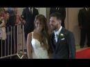 Lionel Messi marries childhood sweetheart Antonella Roccuzzo in Rosario