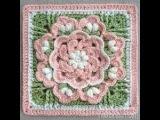 tropical delight square crochet 2-