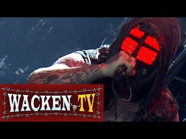 Combichrist - Full Show - Live at Wacken Open Air 2015