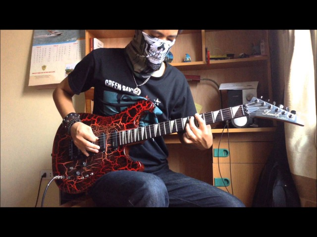 Stuart Chatwood - An Unsafe Sanctuary ( Guitar Cover )
