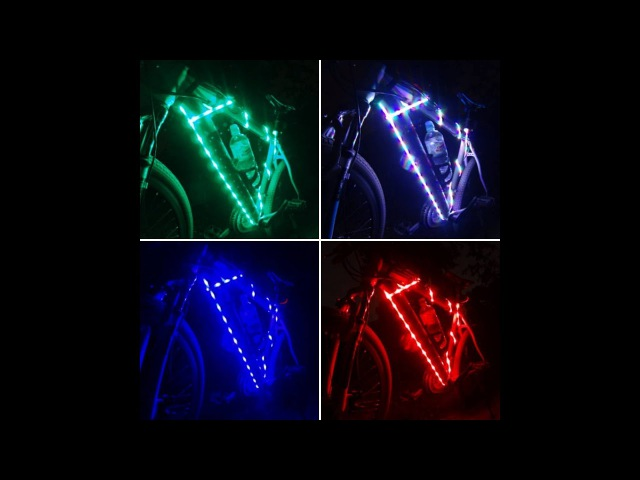 Pineng PN-999 USB LED Strip Light IP65/RGB 2m, 2835/60