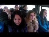 Сумишевский в маршрутке за рулём