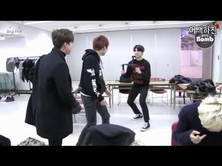 [BTS] 진짜 잘노는 흥 많은 방탄이들