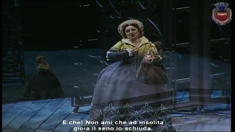 Gaetano Donizetti - Maria Stuarda - Act I (Teatro Carlo Felice, 17.05.2017)