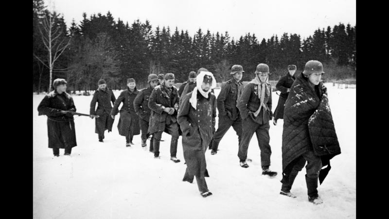 Немецкие военнопленные в советском плену - как это было