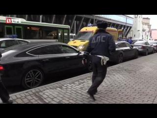 Стрельба в ресторане в центре Москвы. Один человек ранен