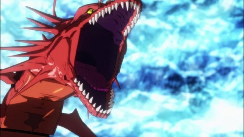 Юки и Лука - Он дракон