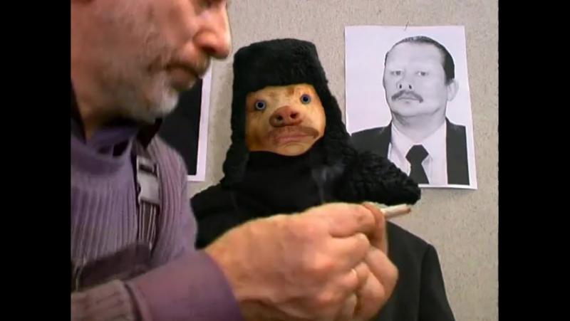 Русские страшилки. [4 серия ] Свинья-оборотень