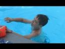Плаваю в аквапарке