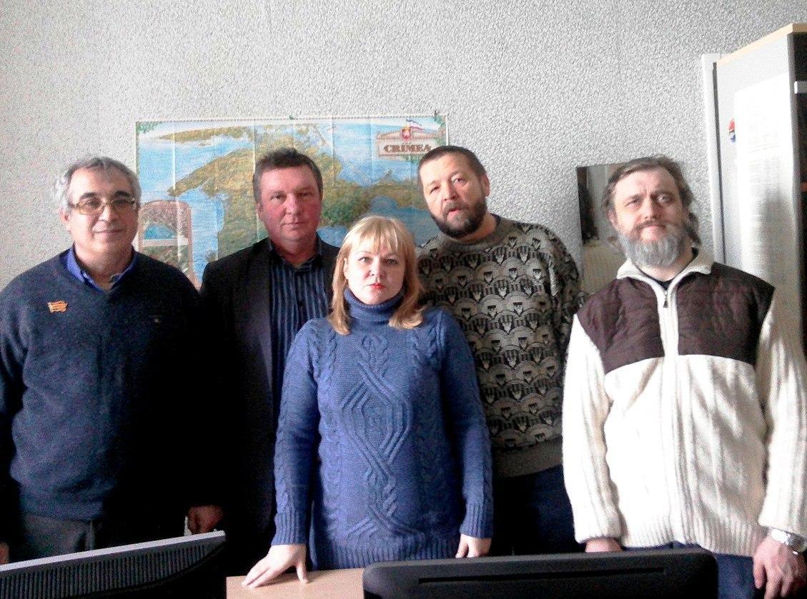 Год спустя - радио интервью Л.Гонтаревой, А.Сигиды и М.Некрасовского.