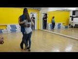 Salsa Social 13.06.2017, KIZOMBA 3, Тьерри Деа и Оксана Костромина