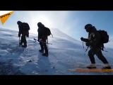 Russian Special Forces Climb the Avachinsky Volcano in Kamchatka