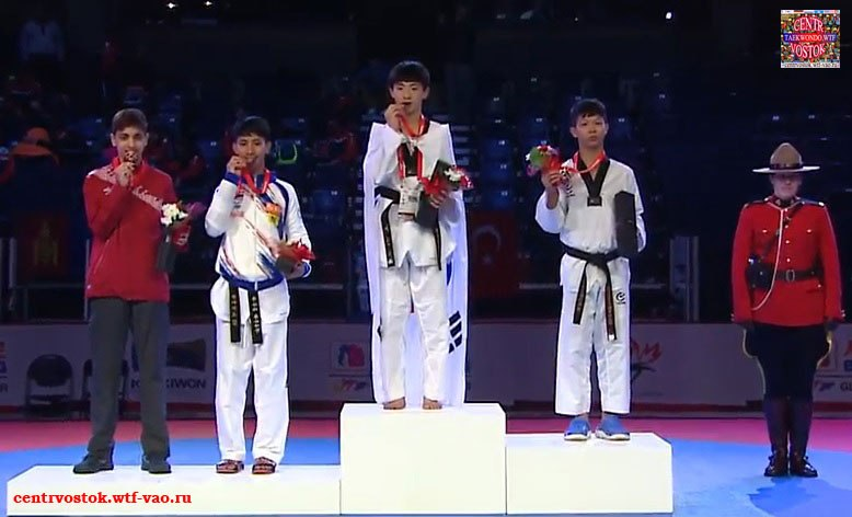WTF_Taekwondo_Junior_Male-45kg