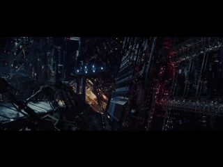 Валериан и город тысячи планет - новый трейлер