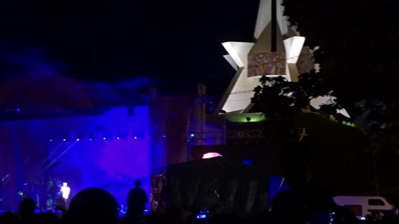 Концерт Олега Газманова Брянск День города 17 сентября 2017 Я мерил жизнь свою количеством друзей