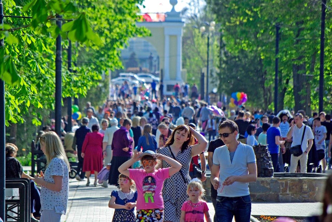 На выходных в Таганроге в парке им.Горького пройдет фестиваль «Горжусь тобой, моя Россия!»