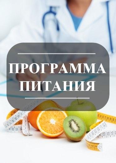 Индивидуальная диета пройдите тест