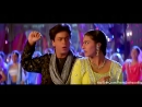 Клип из индийского фильма И в печали и в радости, Каджол и Шахрукх Кхан  HD