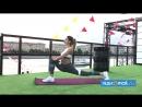 Комплекс упражнений от гимнастки и блогера Самиры Мустафаевой: часть 2