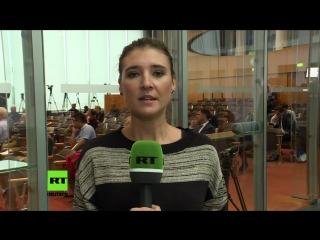 Bundespressekonferenz- Die AfD zerlegt sich vor laufenden Kameras