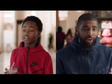 Kyrie Irving Foot Locker Commercial Not so Different
