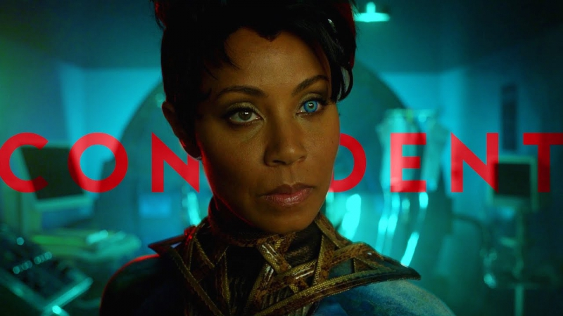 Fish mooney - confident