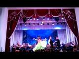 Даша и Данил с эстрадно-симфоническим оркестром