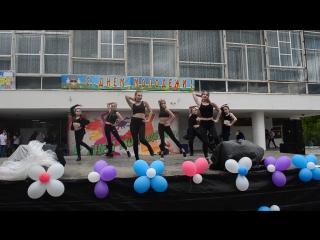 День молодёжи г.о. Лосино-Петровский / Джаз фанк / Creative dance studio