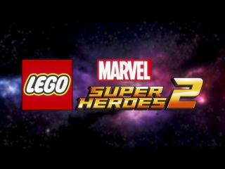 LEGO Marvel Super Heroes 2 — анонс