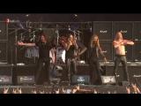 HammerFall - Hearts on Fire (Live Wacken 2014) 50FPS HD