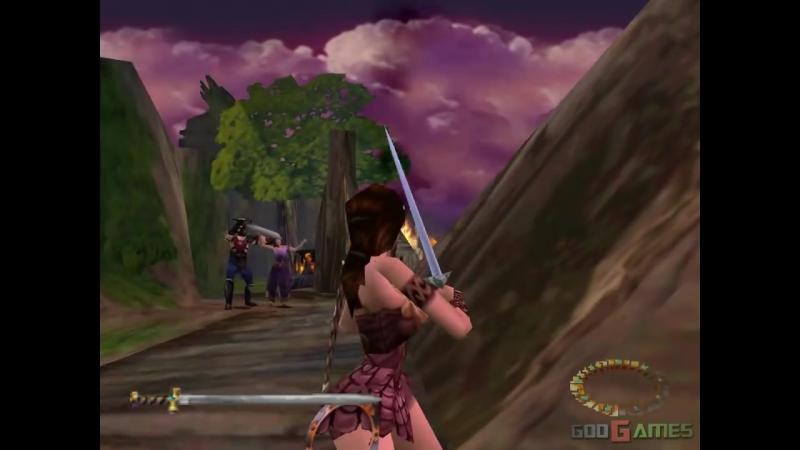 Sony Playstaton / PSX / PS One - Xena Warrior Princess