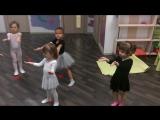 Танцевальная студия 2-3 года (У оленя дом большой...)