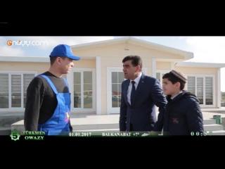 Ahmet A we Tikgi (Taze Yyl Arzuwy 2017 filmden 1 bolek) [enayy.com]