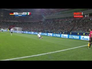 Германия - Мексика. 1:0