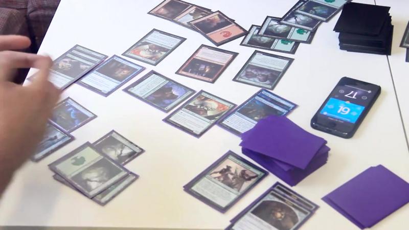 Magic The Gatering - как играть Новички базовыми картами. Обзор, игра, правила к