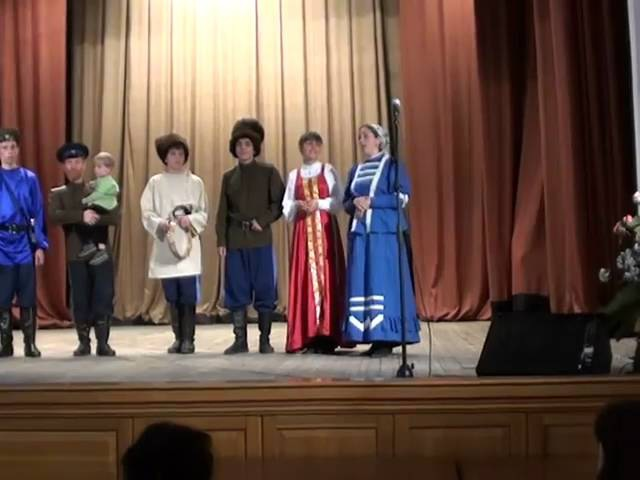 фольклорный анс. Багренье, г.Екатеринбург