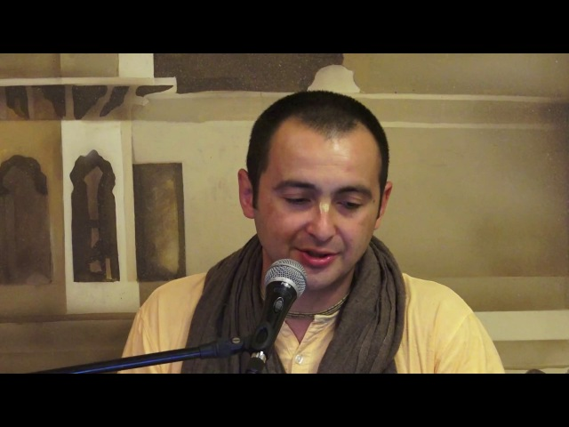 Тхакур Харидас Понимание Кришны как личности от 15 06 17