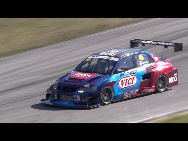1:10,126 - new Nemuno žiedas circuit lap record