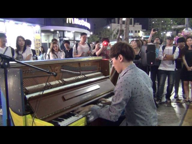 피아니스트 설흐긴(김태은) - 히사이시조 -하울의움직이는성