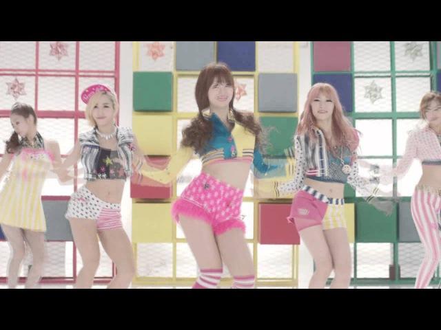 블레이디 2nd 미니앨범 b형여자 MV 18.11.2013