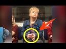 ОДНАЖДЫ В РОССИИ - ЛУЧШИЕ РУССКИЕ ПРИКОЛЫ - ВЫРАЖЕНИЕ ЛИЦА КОГДА Я КРУЧУ СПИННЕР