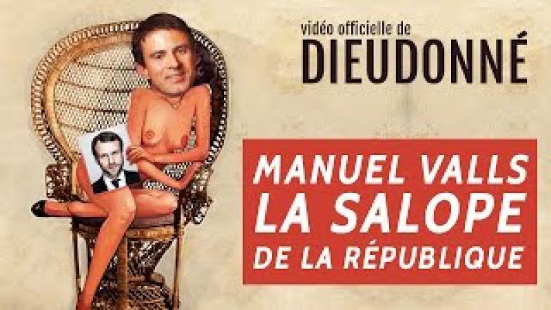 Dieudonné Valls la salope de la République s05e20 Macron Hamon Yvan Attal primaires