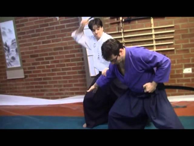 Ogawa Ryu - Tessenjutsu - Ippon Me Nihon Me and Sanbon Me
