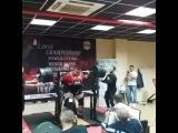 Влад Алхазов, приседания 470 кг